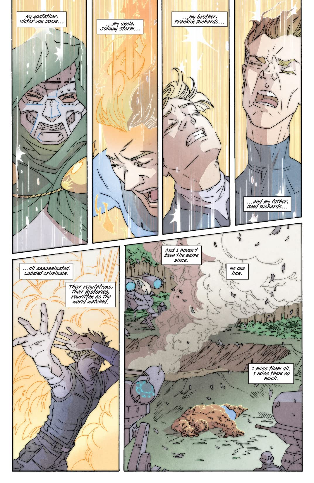 100th Anniversary Special: Fantastic Four #1