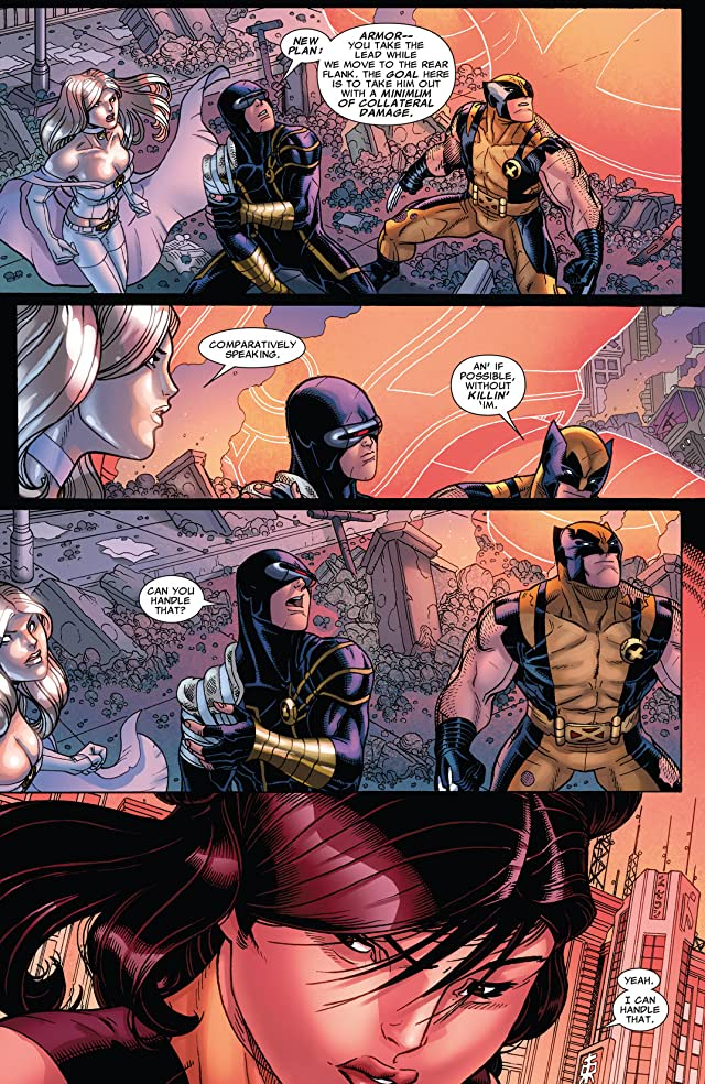 click for super-sized previews of Astonishing X-Men (2004-2013) #39