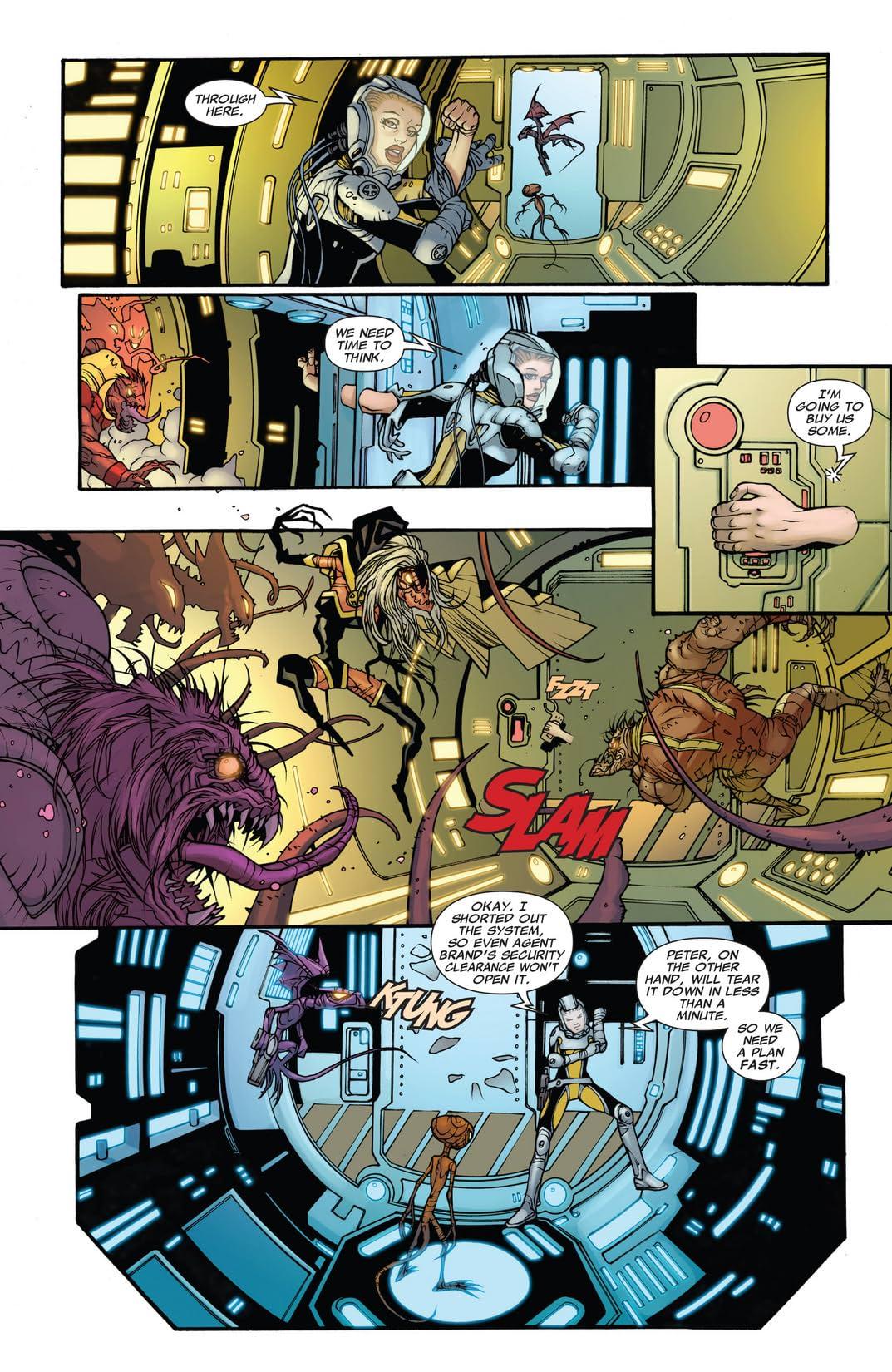 Astonishing X-Men (2004-2013) #42