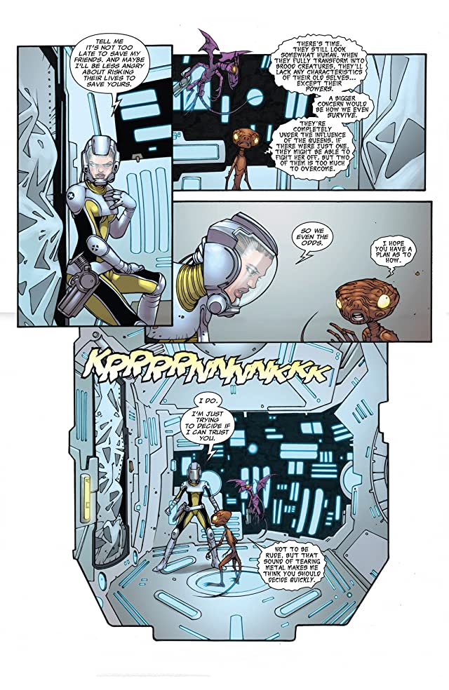 Astonishing X-Men (2004-2013) #42