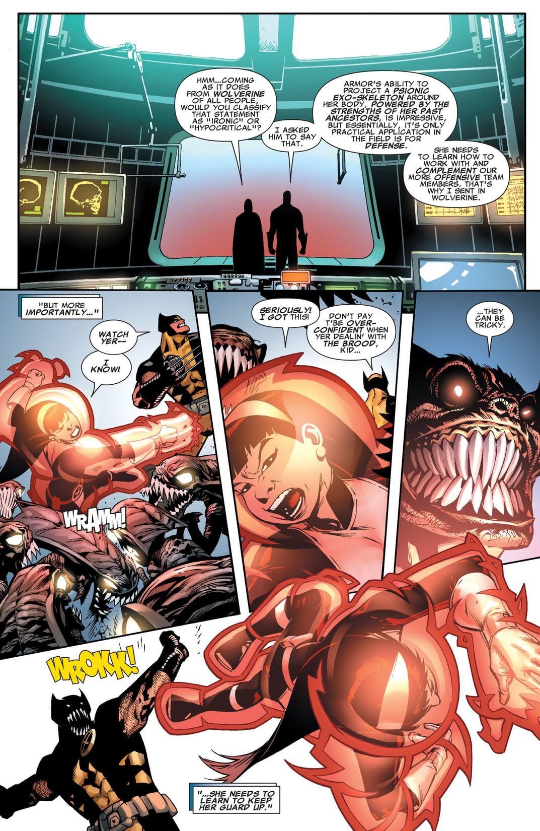 Astonishing X-Men (2004-2013) #36