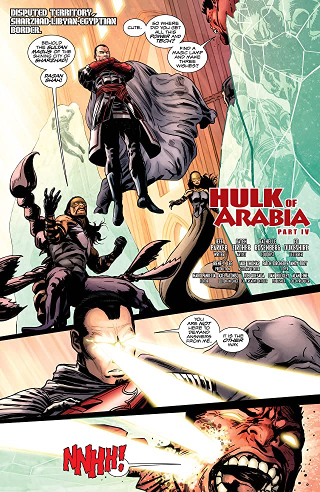 click for super-sized previews of Hulk (2008-2012) #45