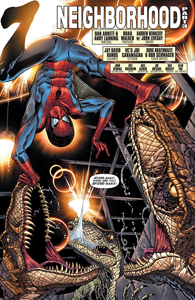 click for super-sized previews of Heroes For Hire (2010-2011) #8