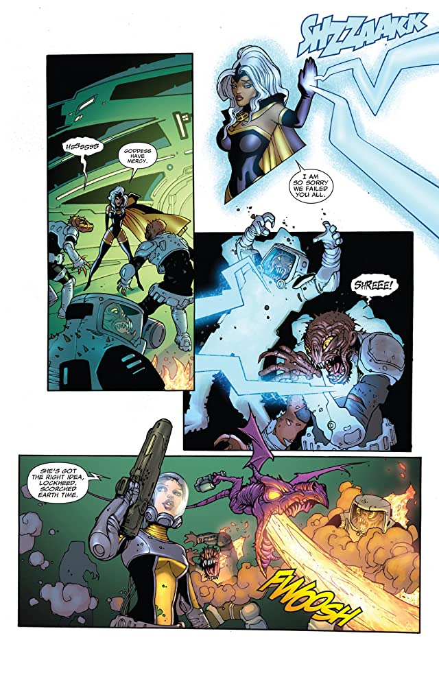click for super-sized previews of Astonishing X-Men (2004-2013) #40