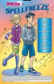 Sabrina Manga #1