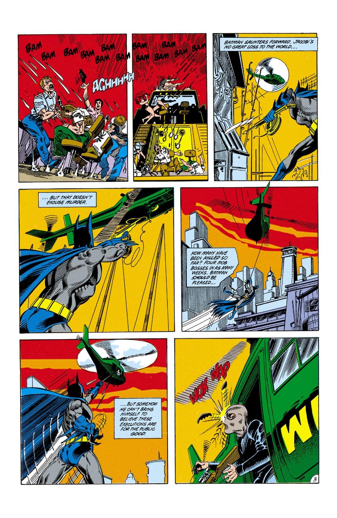 Batman (1940-2011) #436