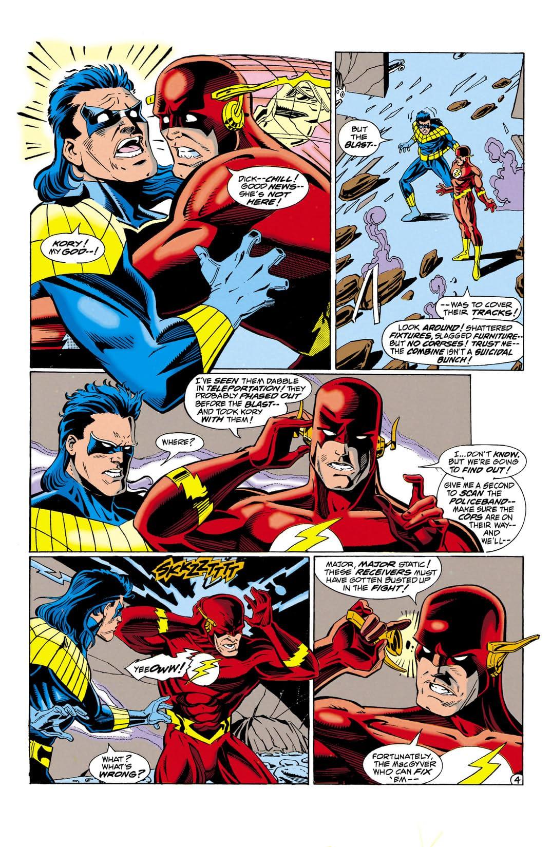 The Flash (1987-2009) #82