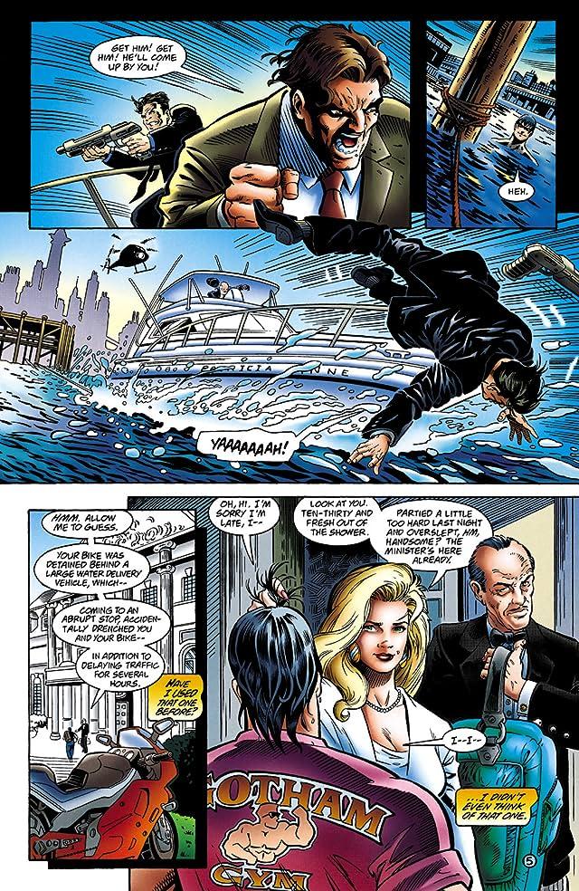 Nightwing (1996-2009): Annual #1
