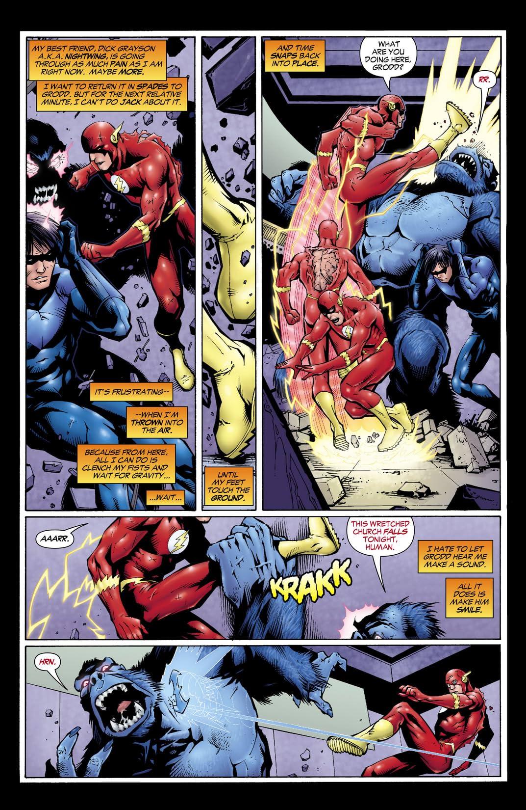The Flash (1987-2009) #211