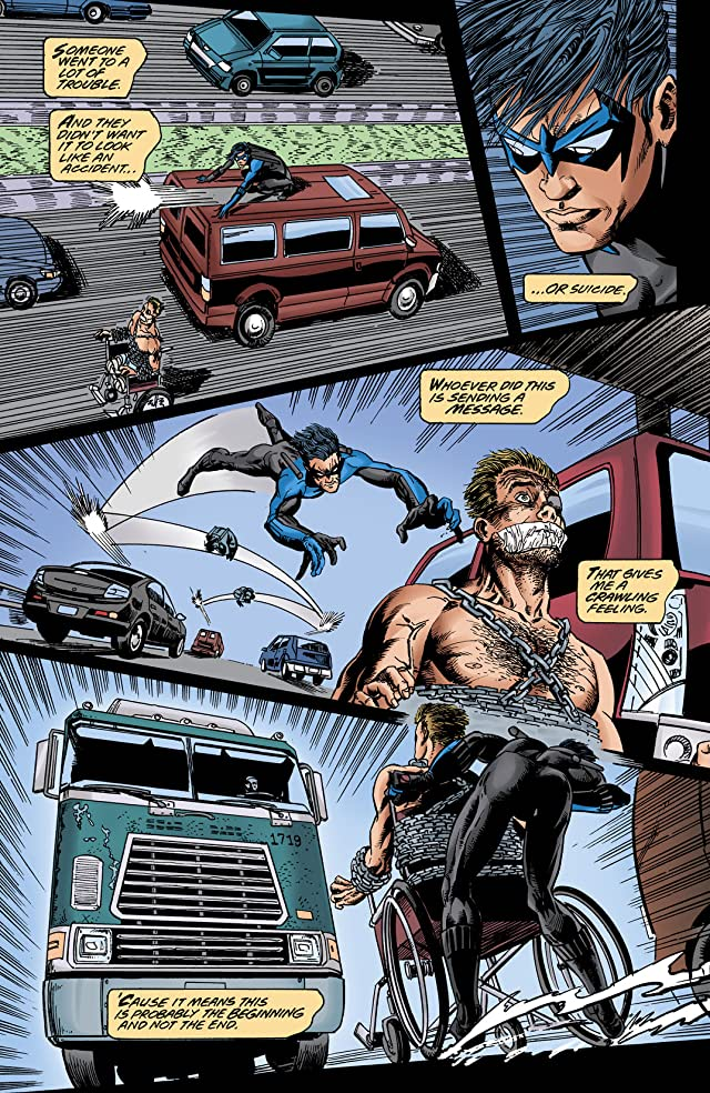 click for super-sized previews of Nightwing 80-Page Giant #1