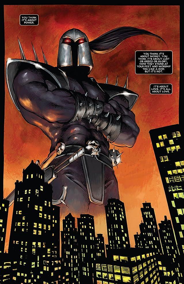 Moon Knight (2006-2009) #19