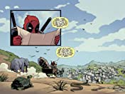 Deadpool: The Gauntlet Infinite Comic #3
