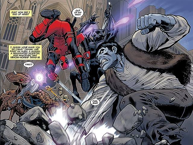 Deadpool: The Gauntlet Infinite Comic #10