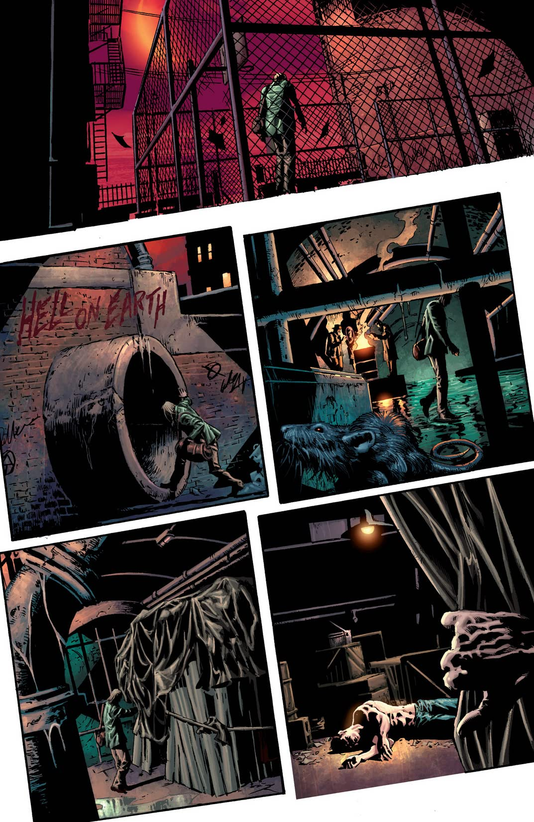 Moon Knight (2006-2009) #20