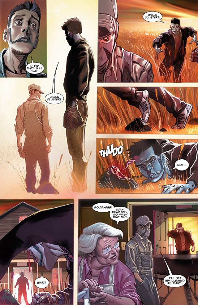 click for super-sized previews of Uncanny X-Force (2010-2012) #30