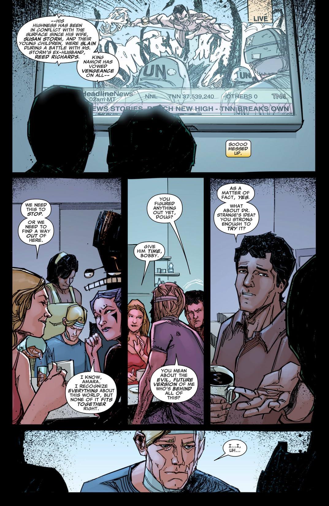 New Mutants (2009-2011) #48