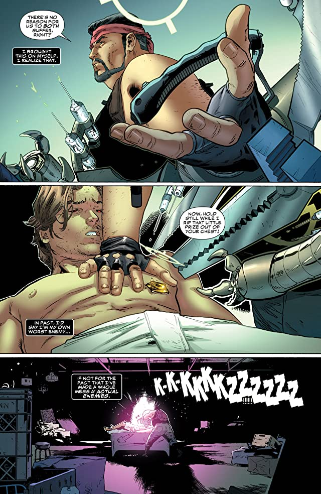 click for super-sized previews of Gambit (2012-2013) #2