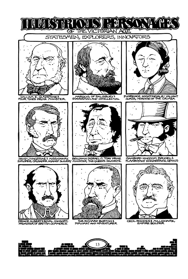 click for super-sized previews of A Treasury of Victorian Murder Vol. 1