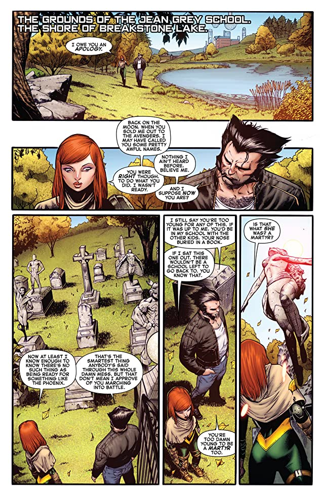 click for super-sized previews of Wolverine and the X-Men #15