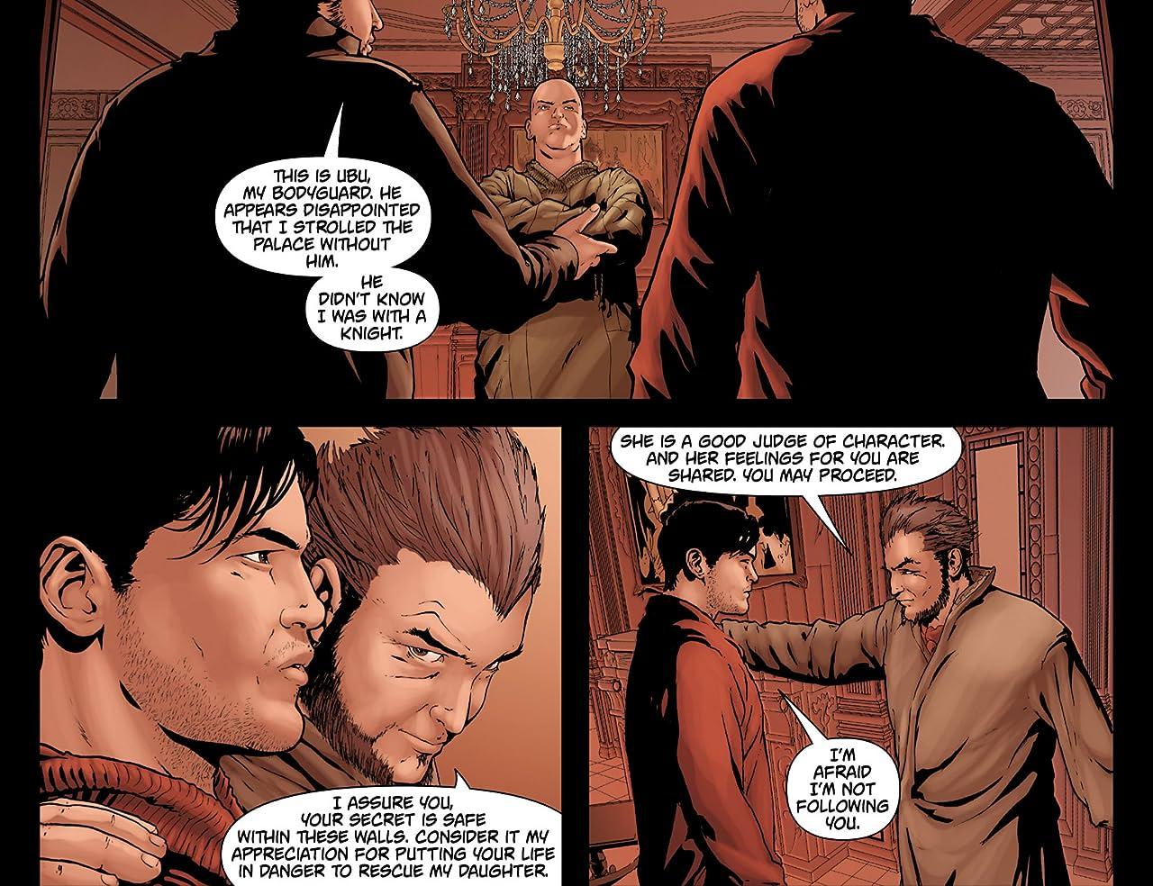Batman: Arkham Unhinged #39