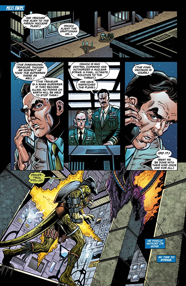 click for super-sized previews of Superman (2011-) #12