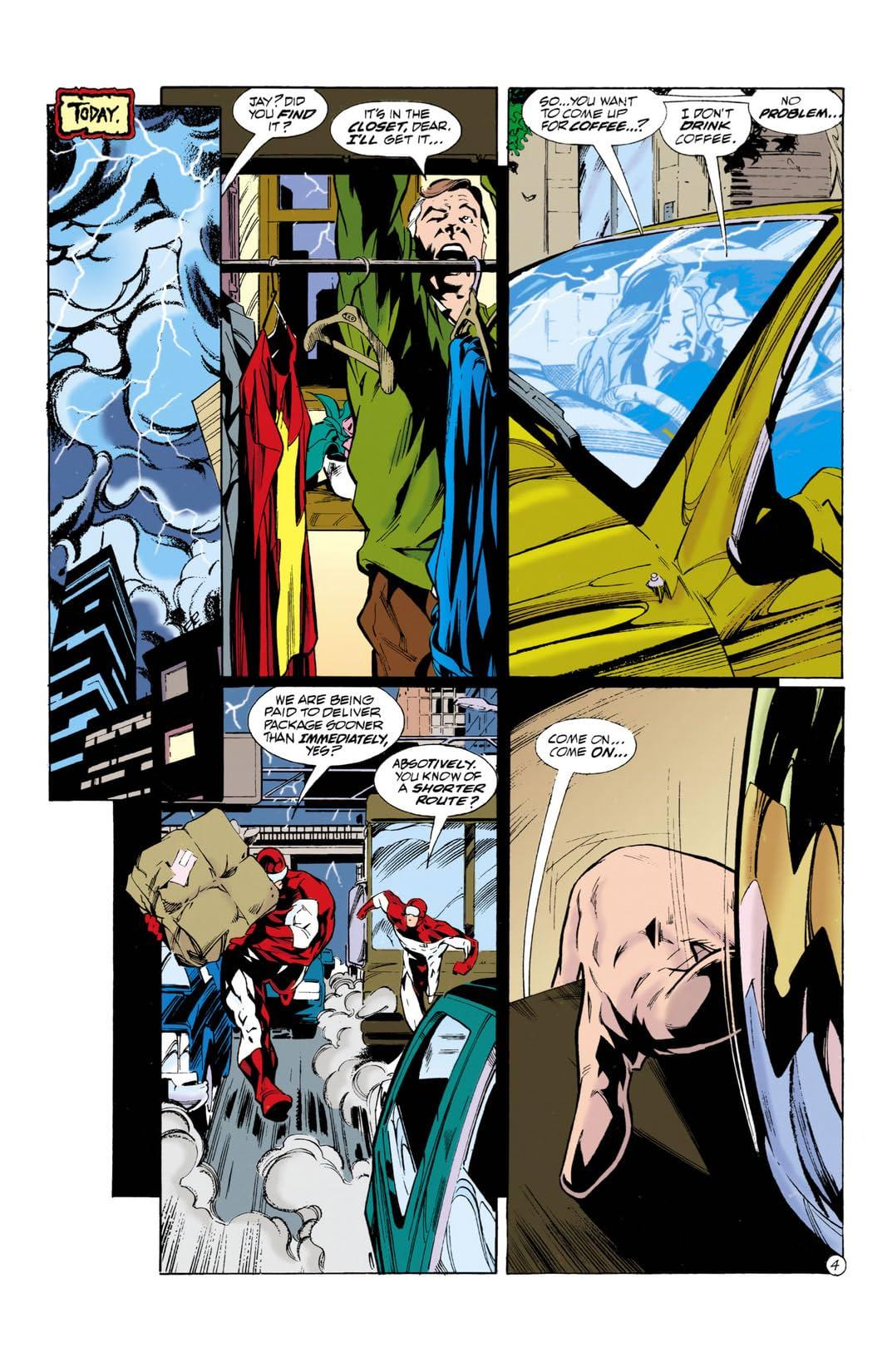 The Flash (1987-2009) #108