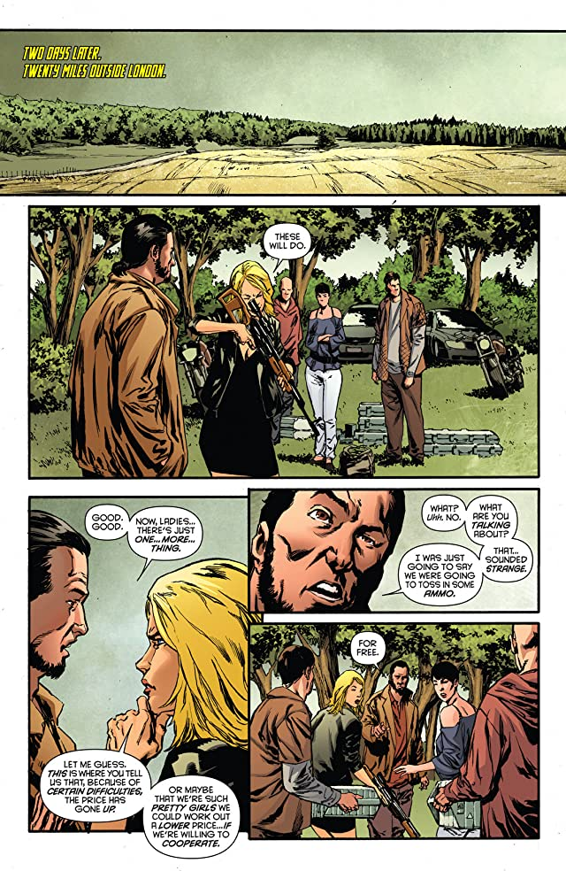 click for super-sized previews of The Bionic Woman #3