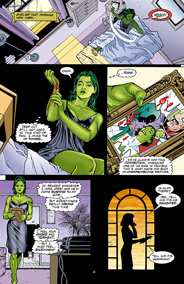 click for super-sized previews of JSA (1999-2006) #7
