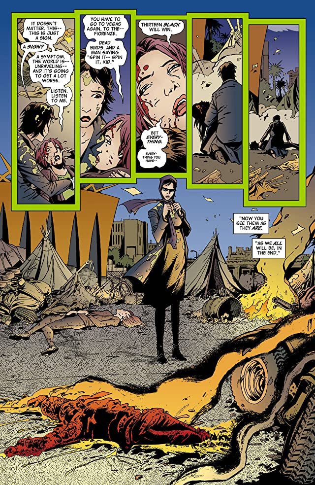 click for super-sized previews of Lucifer #59
