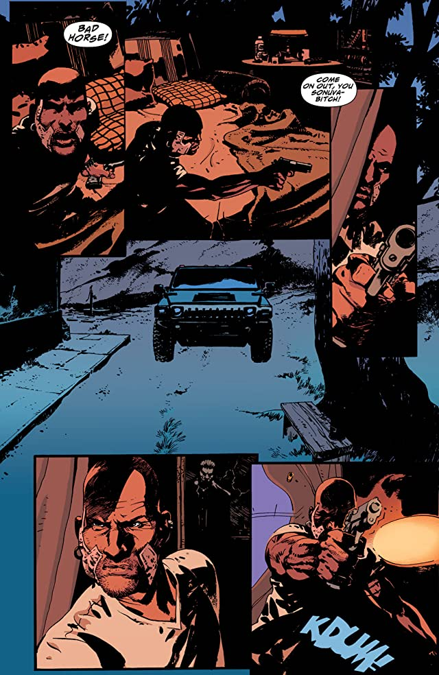 click for super-sized previews of Scalped #55
