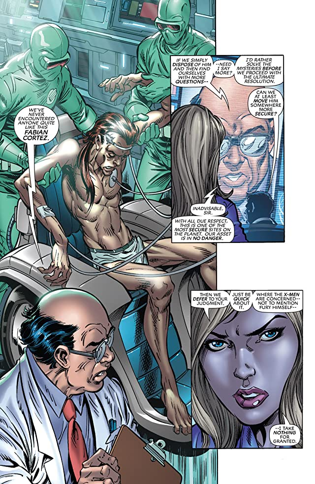click for super-sized previews of X-Men Forever #18