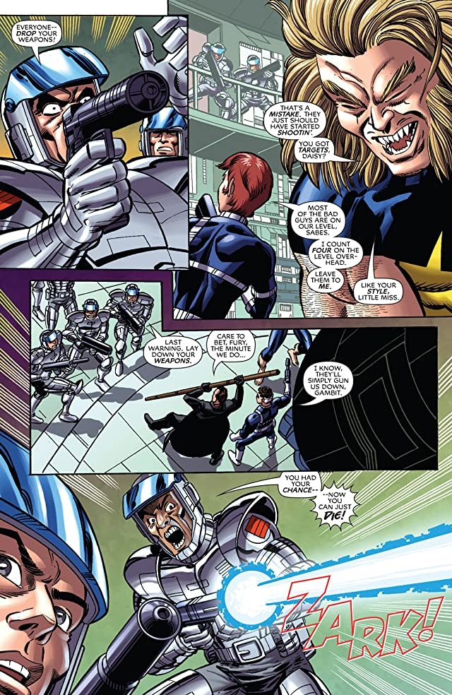 click for super-sized previews of X-Men Forever #20