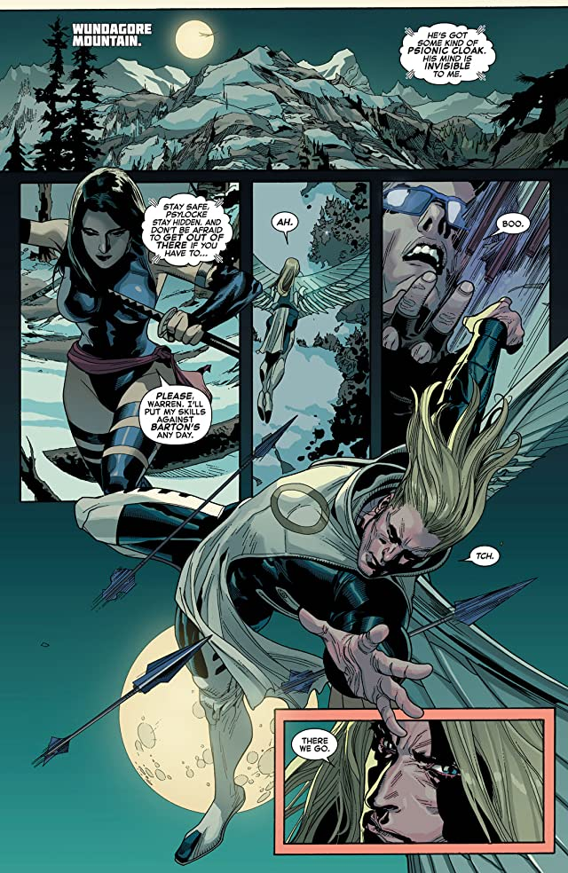 click for super-sized previews of AVX: VS. #5