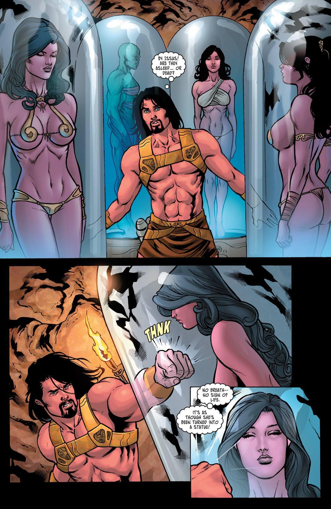 Warlord of Mars: Dejah Thoris #14