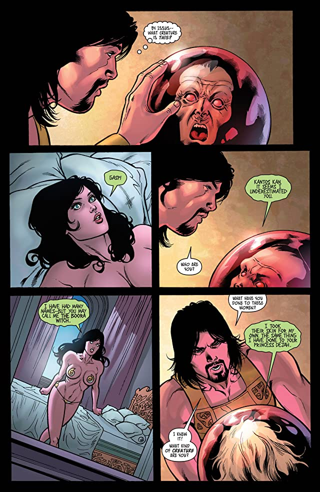 Warlord of Mars: Dejah Thoris #14