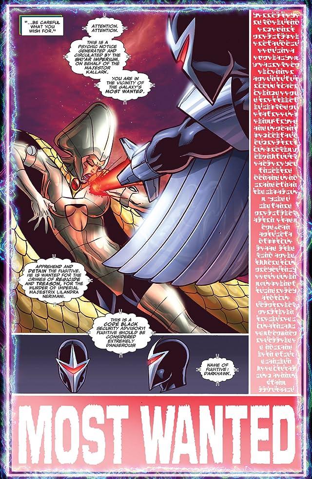 click for super-sized previews of Nova (2007-2010) #31