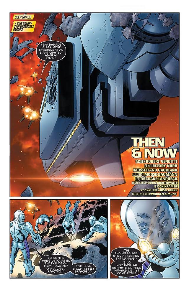 X-O Manowar (2012- ) #4: Digital Exclusives Edition