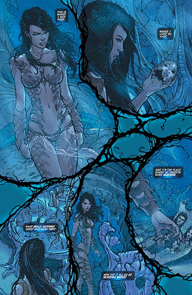 click for super-sized previews of Fathom: Blue Descent #0