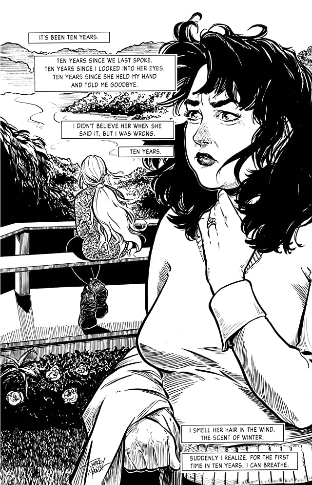 click for super-sized previews of Strangers in Paradise Vol. 3 #17