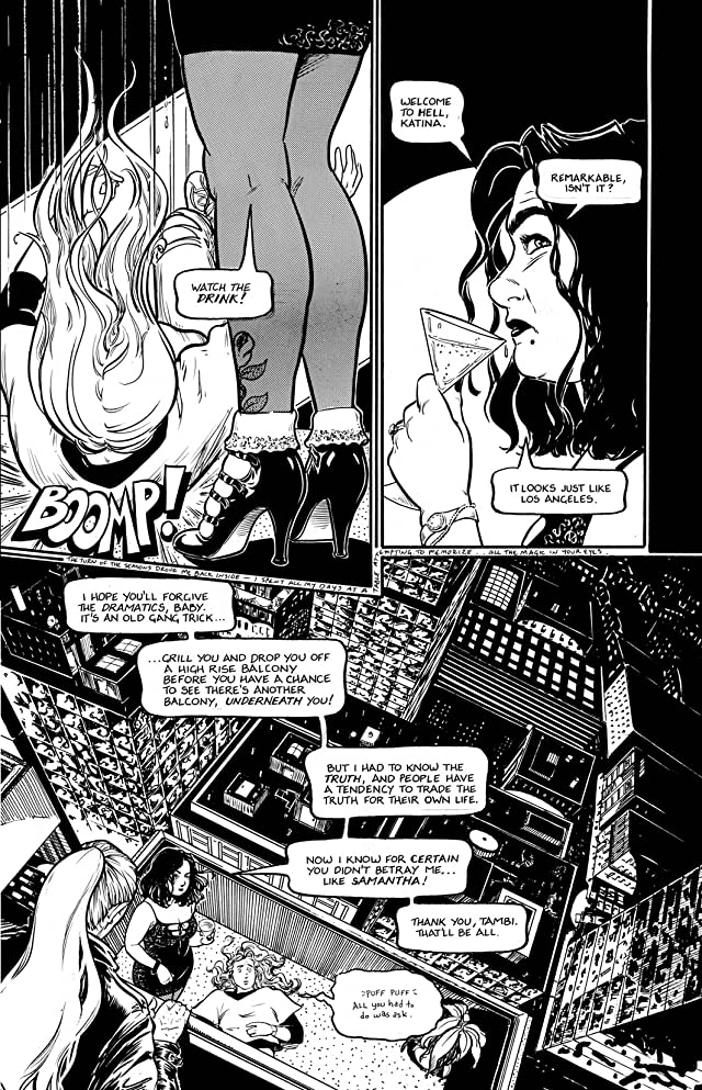 click for super-sized previews of Strangers in Paradise Vol. 3 #9