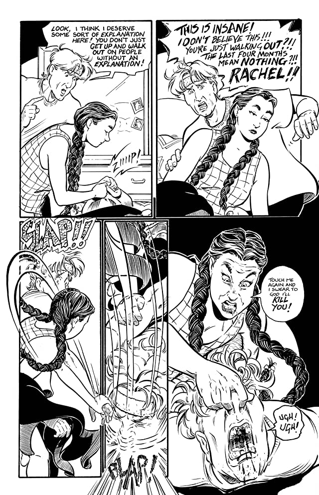 click for super-sized previews of Strangers in Paradise Vol. 3 #7