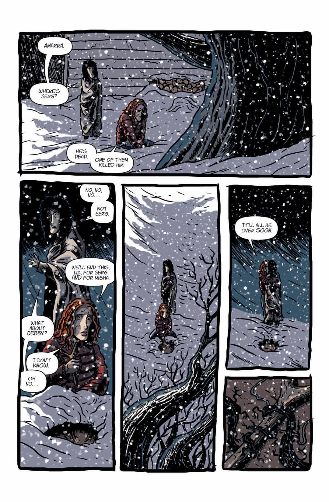 The Evil Tree #4