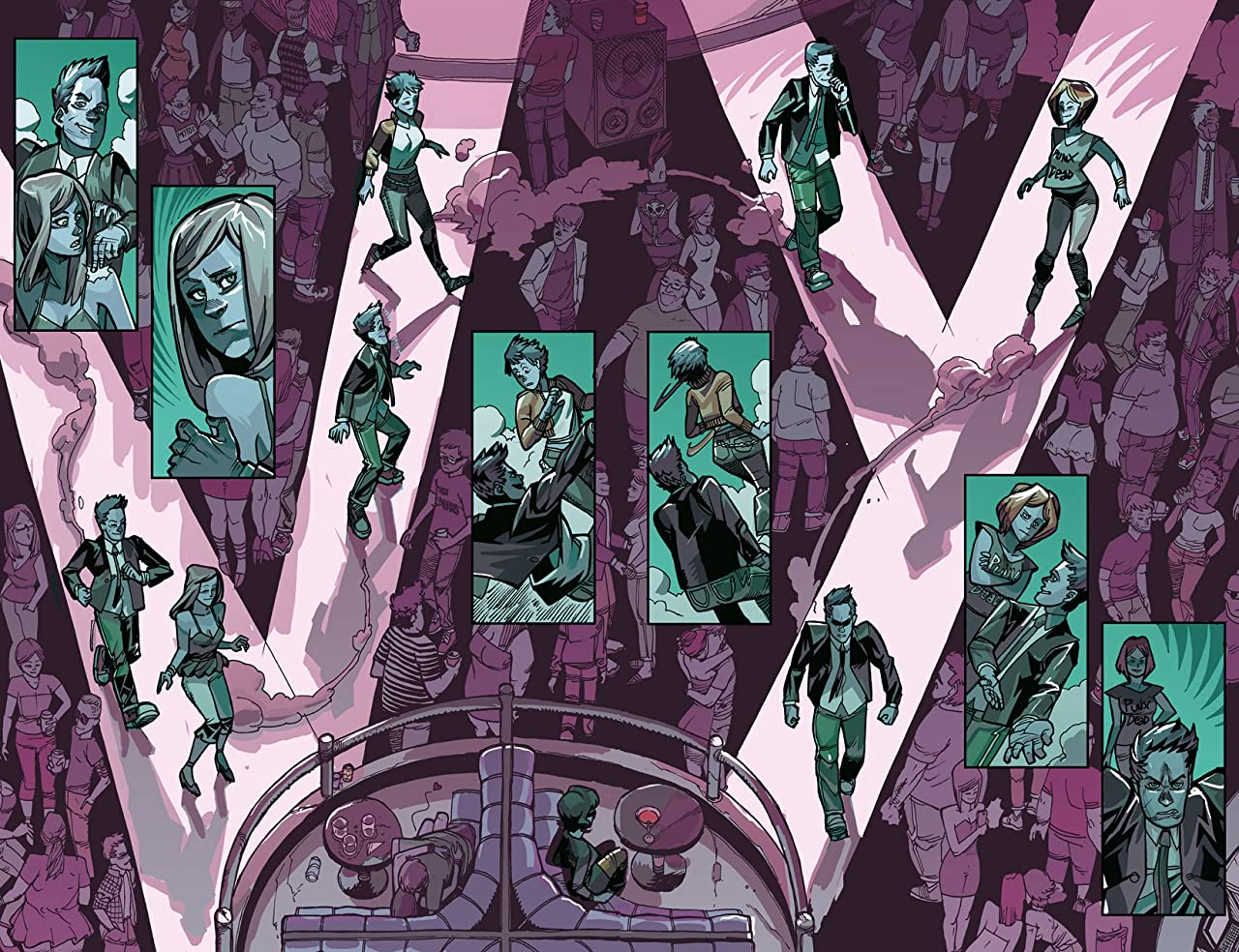 Grim Leaper #4 (of 4)