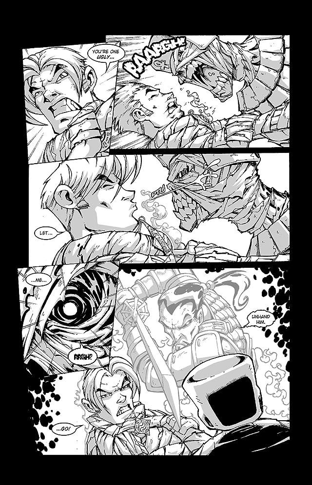 I Hunt Monsters Vol. 2 #4