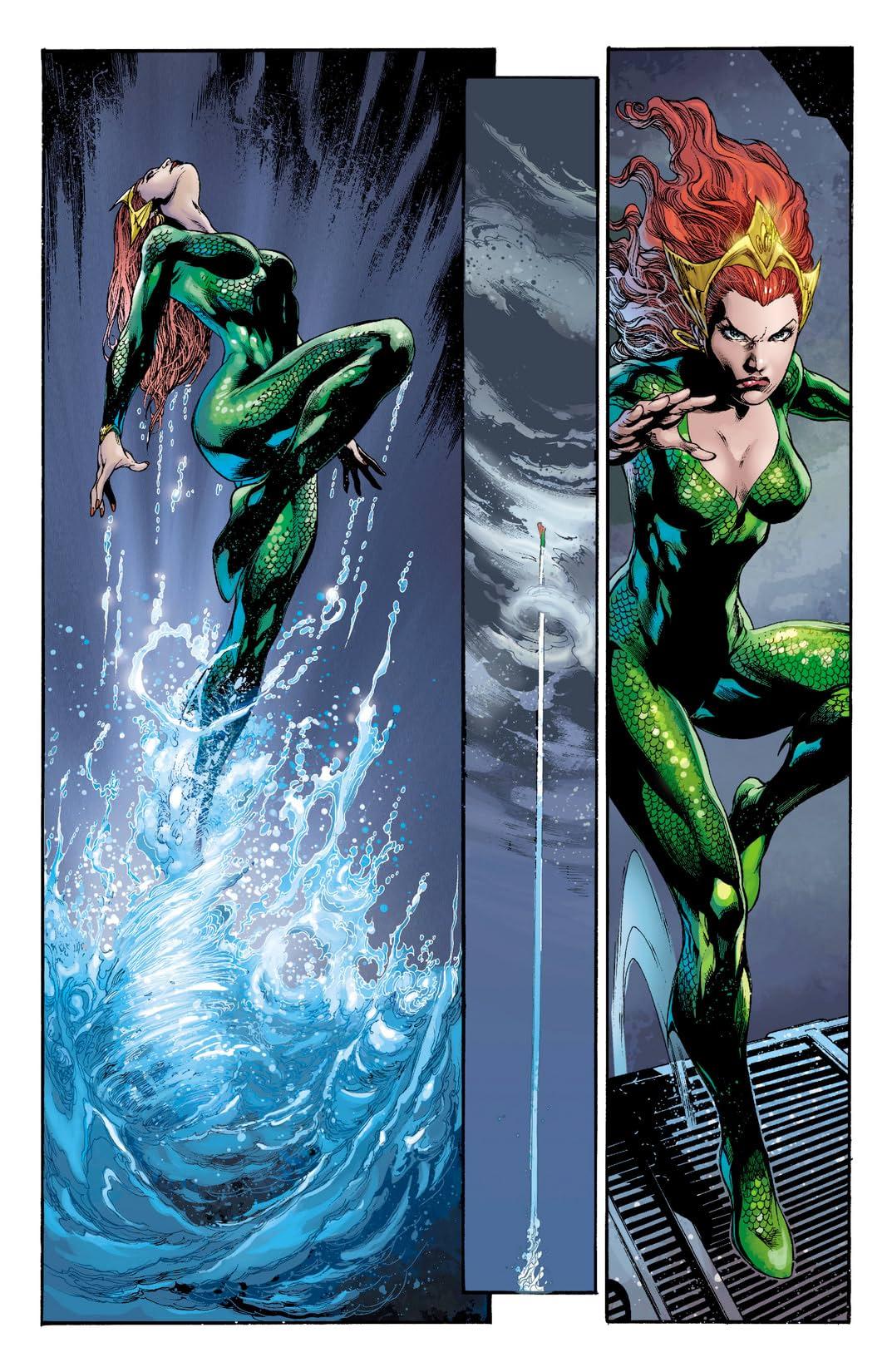 Aquaman (2011-2016) #12