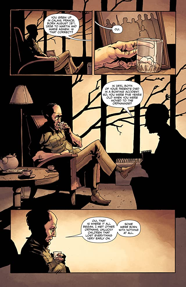 click for super-sized previews of Peter Panzerfaust Vol. 1: The Great Escape