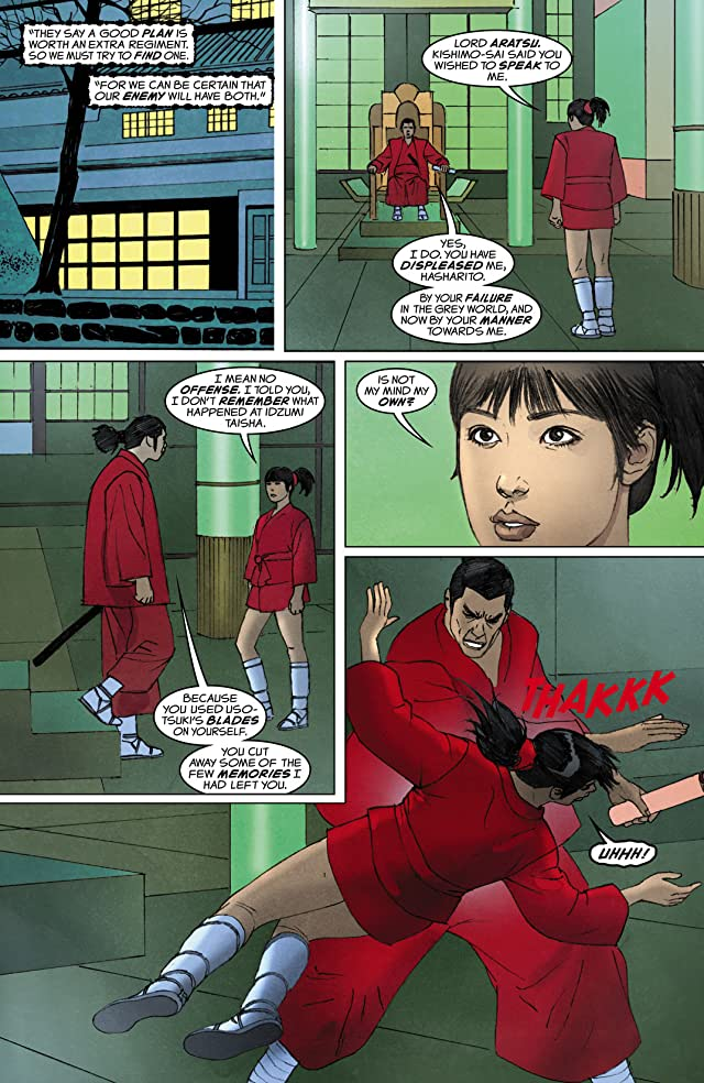 click for super-sized previews of Crossing Midnight #17