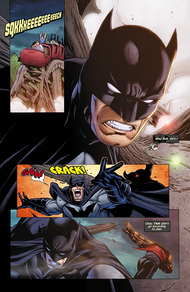 click for super-sized previews of Detective Comics (2011-) #1: Annual