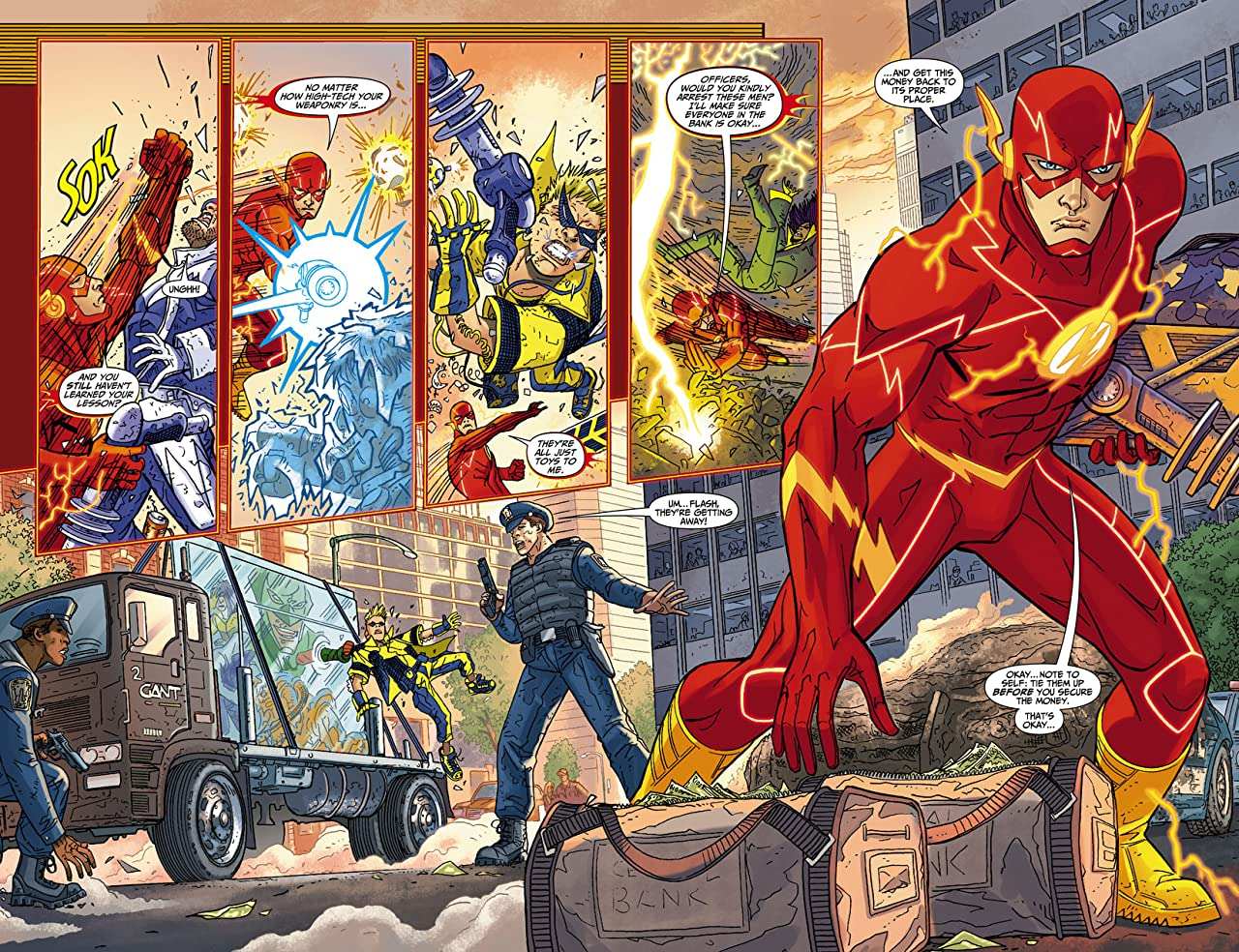 The Flash (2011-): Annual #1