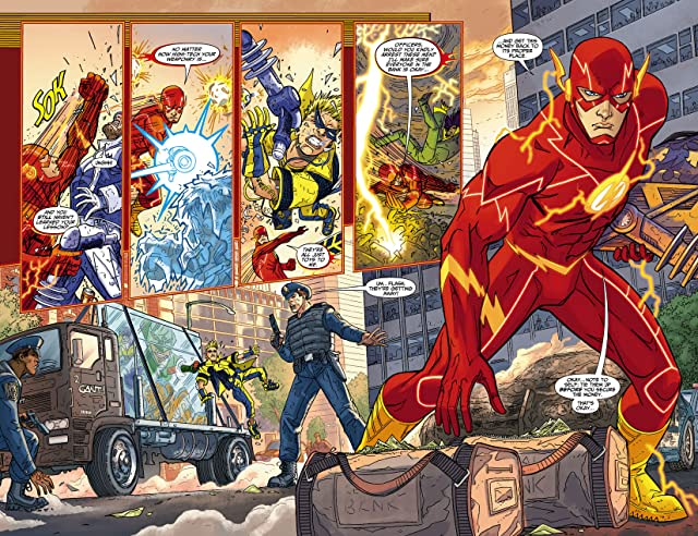 The Flash (2011-) #1: Annual